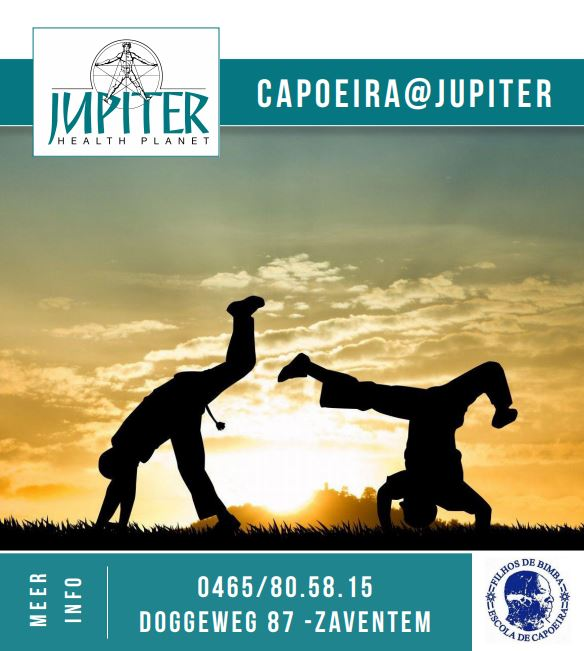 JUNIOR CAPOEIRA