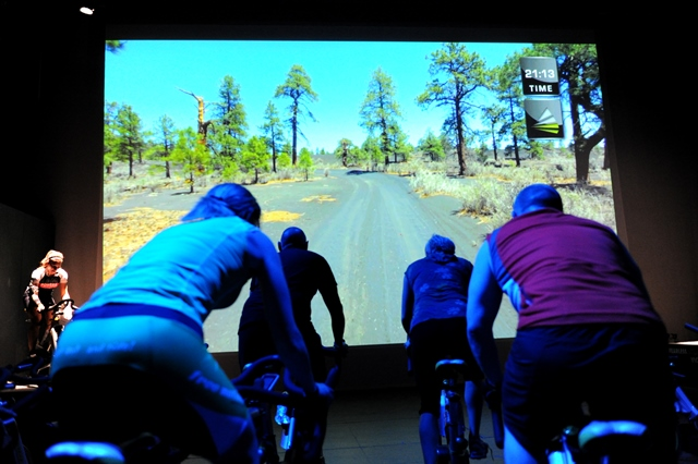 INDOOR CYCLING VIRTUAL